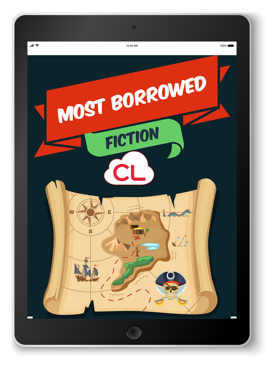 Explore our list of most borrowed fiction ebooks