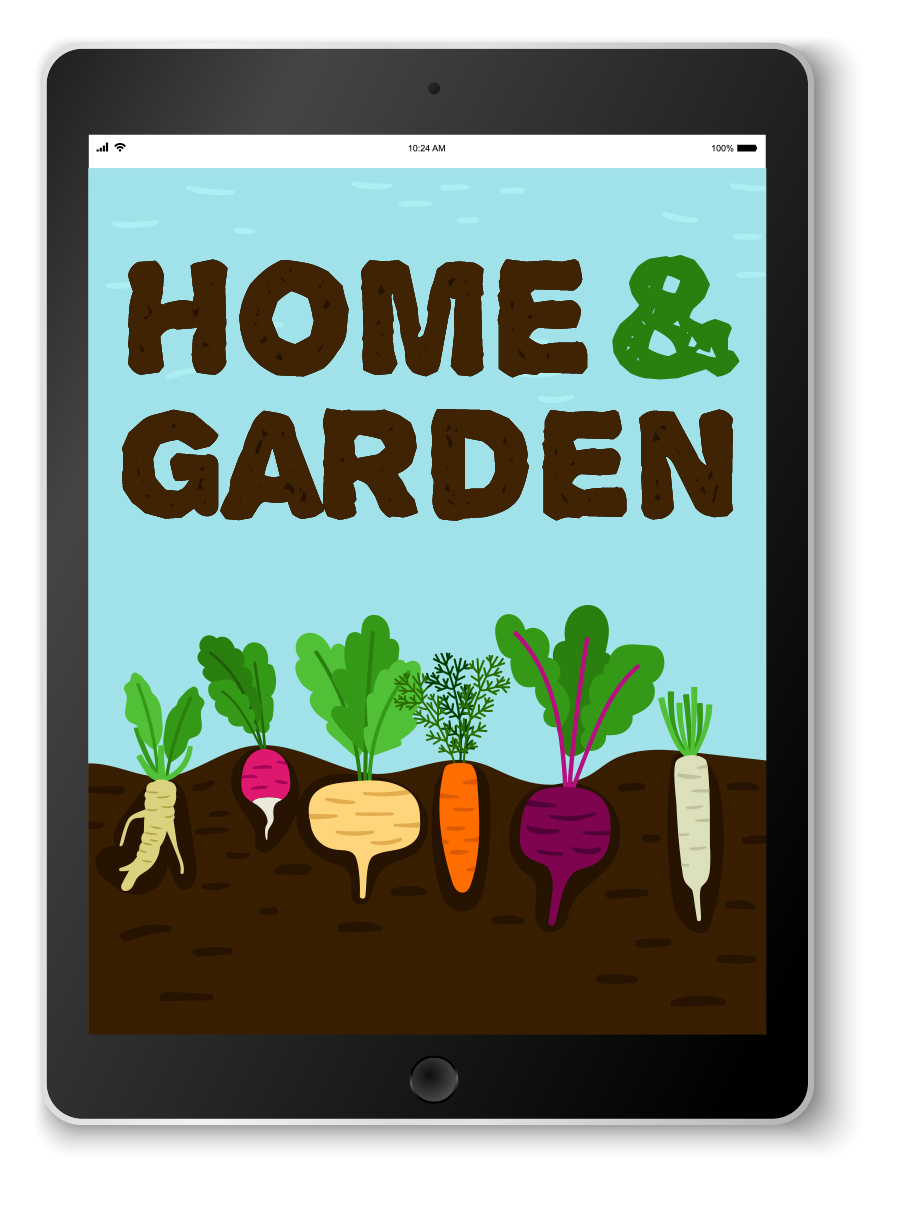 Visit our available Home and Gardening Magazines for download