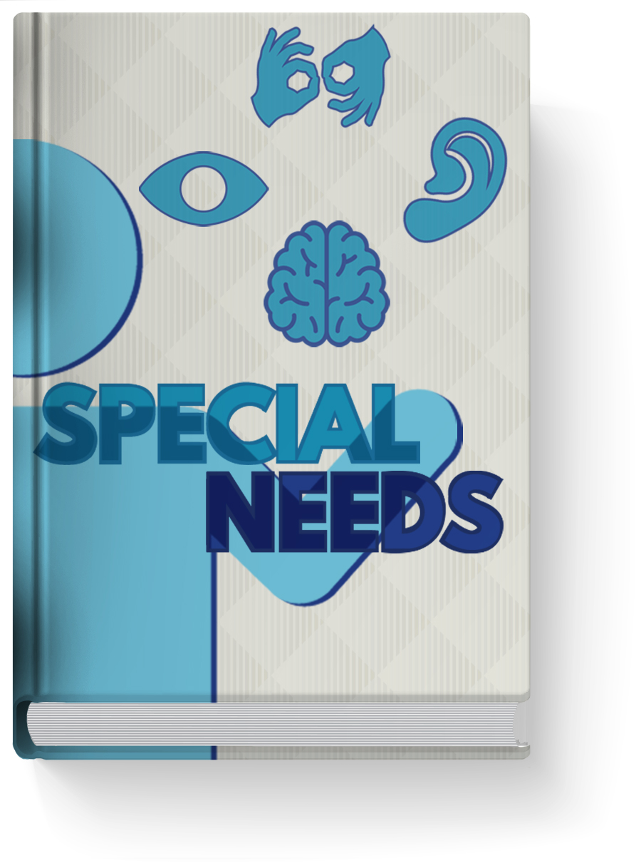 Visit our web catalog about Special Needs books.